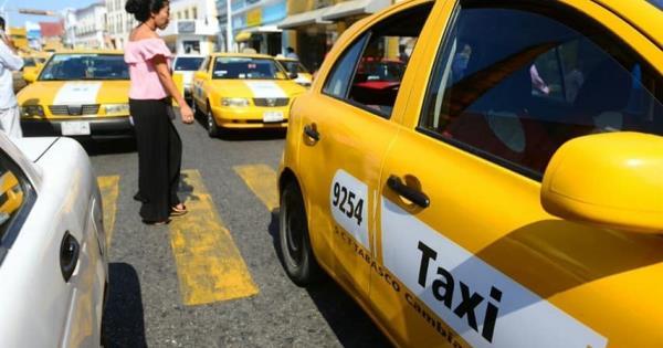 Taxistas piden nueva tarifa