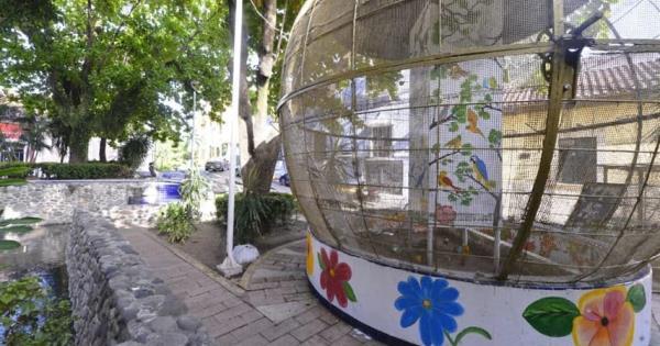 Reviven viejo parque en Villahermosa