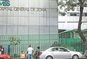Paciente con COVID fallece tras lanzarse desde el segundo piso de un hospital del IMSS