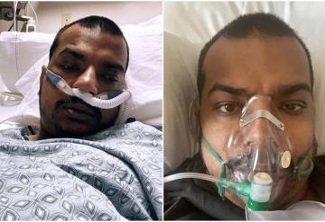 Hombre muere de COVID-19 tras burlarse de las vacunas en redes sociales