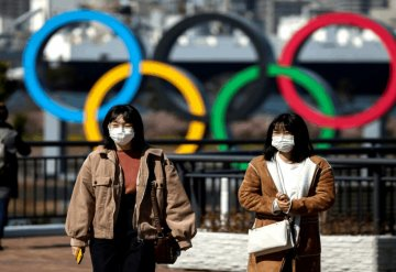 Tokio bate récord de contagios de COVID-19
