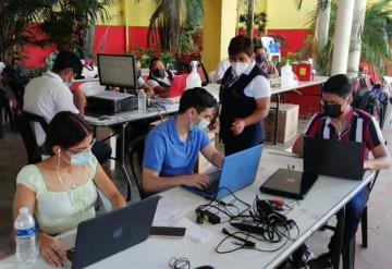COVID-19: Este martes 27 de Julio último día de vacunación en Macuspana