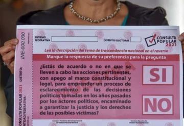 Por consulta popular serán suspendidas las vacunas anticovid en Veracruz