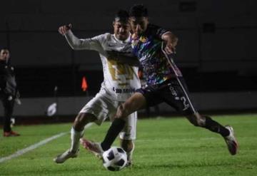 Pumas Tabasco empató a cero con Alebrijes en Villahermosa