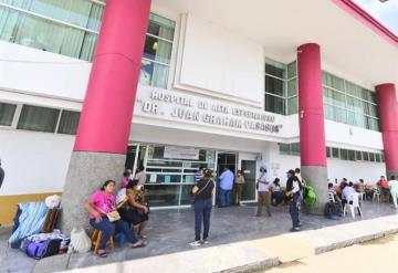 Más pacientes jóvenes hospitalizados por COVID-19 en Tabasco