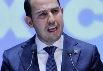 Marko Cortés, líder del PAN, anunció que tiene Covid-19