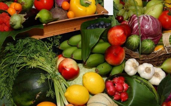 Consume las frutas y verduras de la temporada; estos son los beneficios