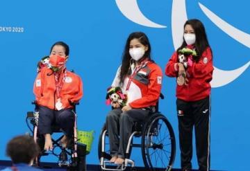 Primera medalla para México en Paralímpicos de Tokio