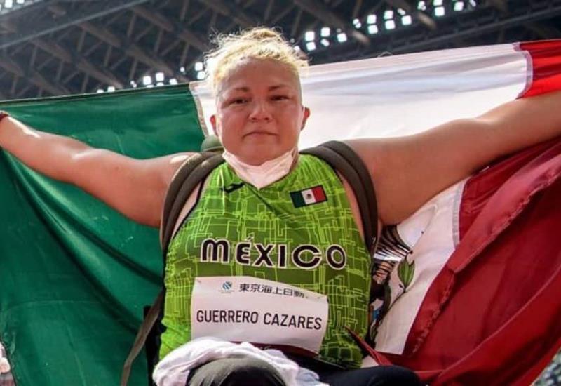 Tokio 2020: Segunda medalla para México en paralímpicos