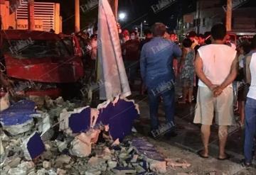 Mueren dos personas tras fuerte accidente en la carretera a la Isla