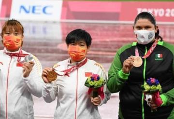 México suma 22 medallas; Rosa Carolina Castro gana bronce en Juegos Paralímpicos Tokyo 2020