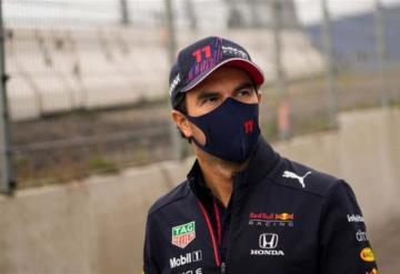 """""""Lo di todo"""": Checo Pérez en el Gran Premio de Países Bajos"""
