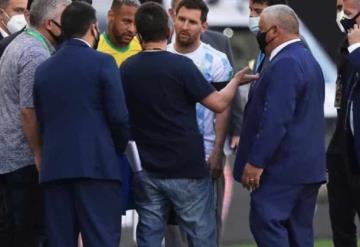 Autoridades sanitarias suspenden partido de Brasil vs Argentina