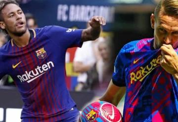Koeman advierte a sus oponentes: Luke de Jong es más peligroso que Neymar
