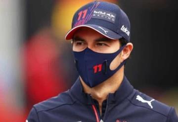Checo Pérez listo para la carrera del próximo domingo