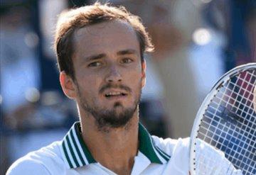 El tenista Daniil Medvedev va a la final de la US Open