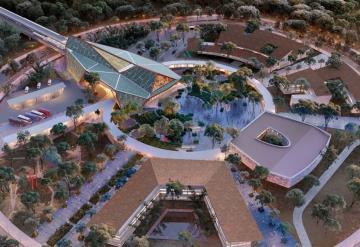Tren Maya: Revelan diseño de estación Palenque