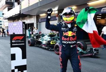 Conoce la fecha y hora para ver a ´Checo´ Pérez en el Gran Premio de Italia de Fórmula 1