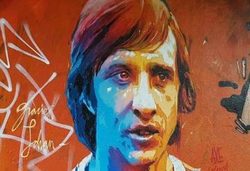 Depay iguala a Cruyff con la camiseta Orange