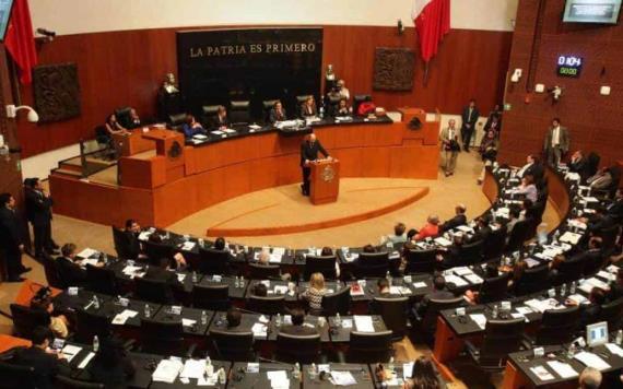 Convoca Senado a renovación de magistrado del Tribunal Electoral de Tabasco