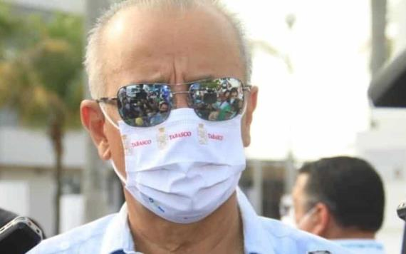 Ningún tabasqueño se quedará sin vacuna contra COVID: Manuel Merino