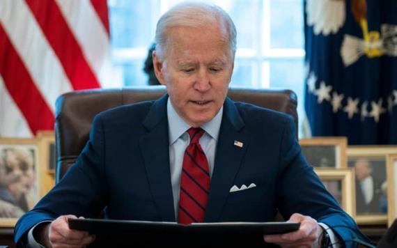 EEUU ampliará colaboración con México en la lucha contra las drogas, dice Biden