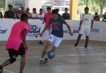 Todo listo para que se lleve a cabo el XII Torneo Estatal de Futbol Street en Cárdenas este fin de semana