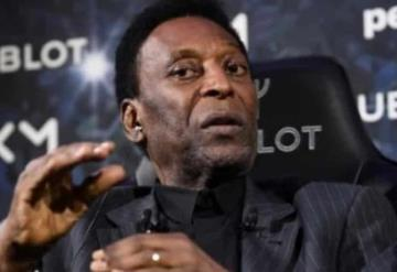 Pelé volvió a cuidados intensivos por un problema de reflujo