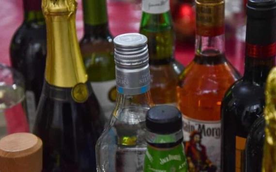 Impuestos a bebidas alcohólicas
