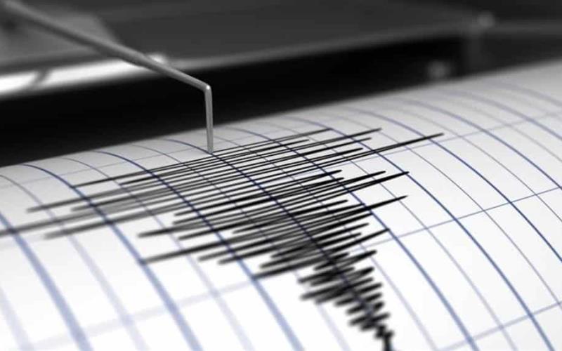 Sismo de magnitud 5.3 en el océano Pacifico; se siente en El Salvador