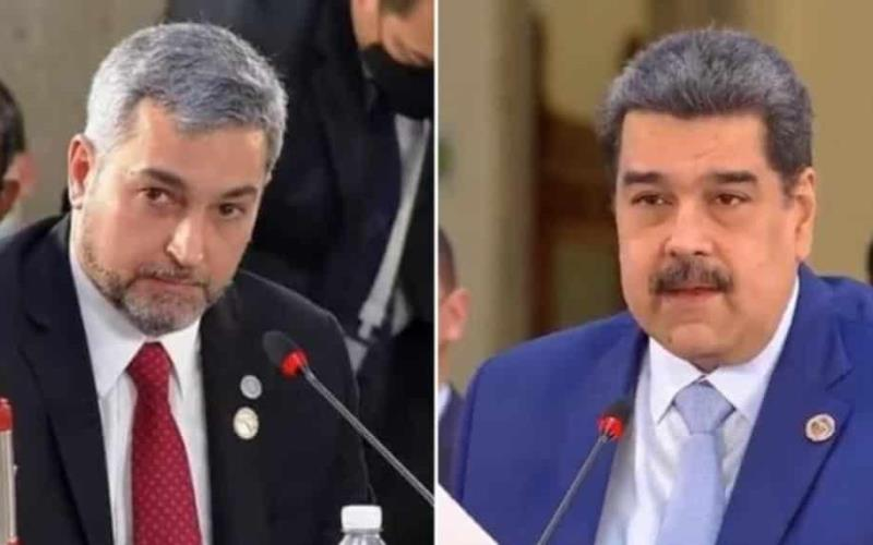 VIDEO: Mario Abdo Benítez, presidente de Paraguay desconoce Gobierno de Venezuela de Nicolás Maduro en la cumbre CELAC