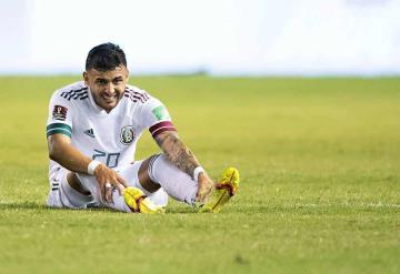 Alexis Vega es duda con Chivas