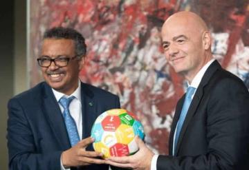 Estas son las claves de la alianza entre FIFA, OMS y Qatar para la Copa Mundial 2022