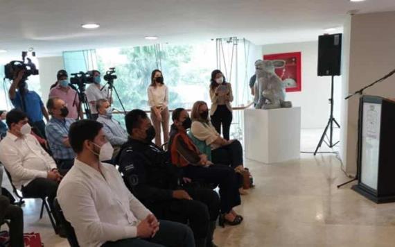 Inauguran Ceiba con principios humanitarios