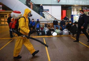 Vacaciones en Rusia para frenar pandemia
