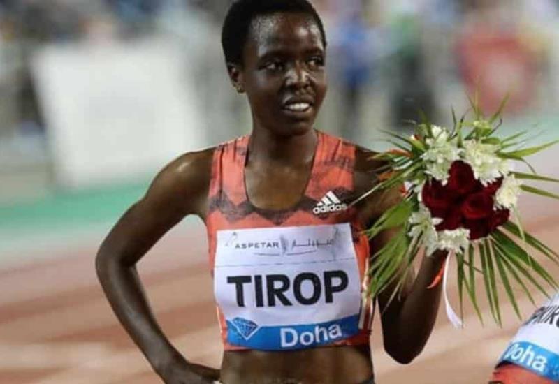 Esposo de atleta keniana confeso mediante una carta haberla asesinado