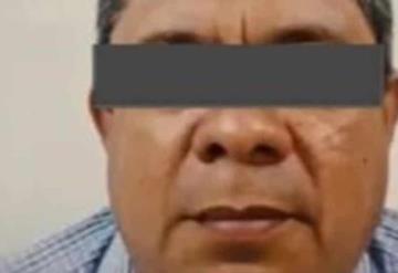 Tras orden de aprehensión es detenido José N, por la muerte de varios pacientes en Hospital Regional de Pemex