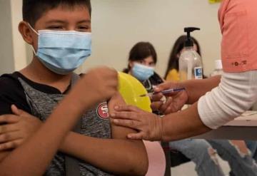 En Tabasco serán vacunados 13.4 mil menores de edad contra el Covid-19
