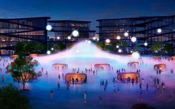 Woven City la ciudad inteligente de Toyota en Japón