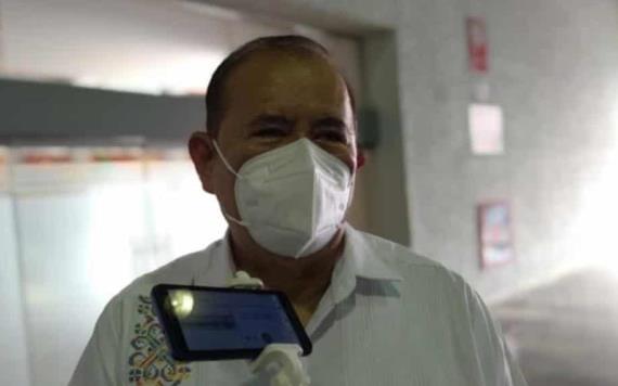 Avanza reconversión del Hospital Juan Graham para disponer el 50 de camas en otros padecimientos