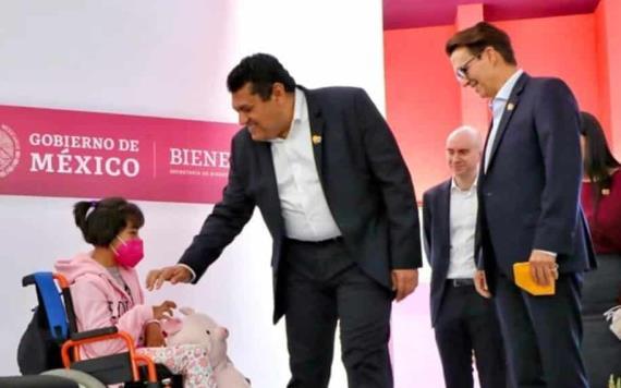 En CDMX, inicia Bienestar rehabilitación de niñas y niños con discapacidad en Centros Teletón