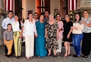 ¡Rodeada de amor!, Celebran vida de Doña Coco