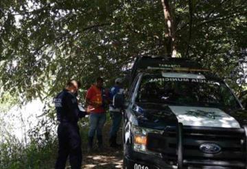 Encuentran cadáver en estado de descomposición en el río Usumacinta
