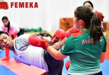 El karateka tabasqueño Isaac López finalizó su participación en el XXXIV Campeonato Panamericano Senior 2021